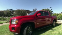 GMC Starts Selling the 2015 Canyon