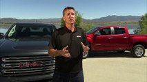 James Bell of General Motors about the 2015 GMC Canyon