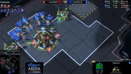 Snute (Z) vs. MaNa (P) - MyStarCraft Arena #2 powered by Dailymotion StarCraft II Heart of the Swarm
