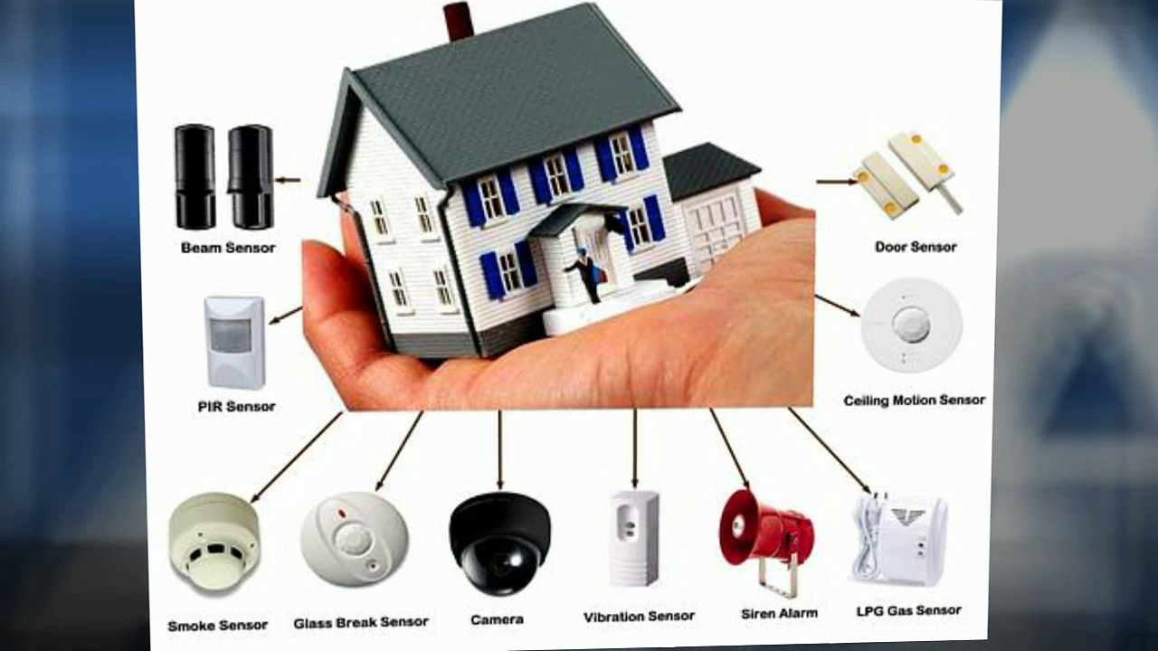 Top Home Security Companies