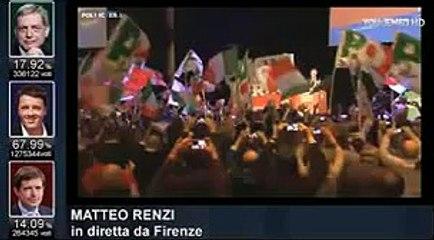 Renzi: tocca a noi realizzare i sogni di chi ci ha votato