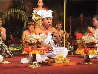 BALI INDONÉSIE - part 4 (Danse traditionnelle)