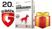G Data Total Protection Giveaway - 20. Türchen Adventskalender 2014 | QSO4YOU Tech