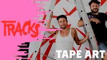 Tape Art - Tracks ARTE