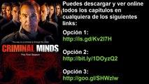 [MEGA] Criminal Minds (Mentes Criminales) Temporada 1 a la 11 Español Latino