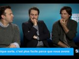 Jason Sudeikis, Charlie Day & Jason Bateman, l'interview - Comment tuer son boss 2 ?