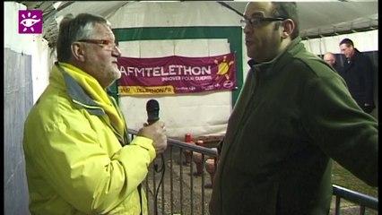 Téléthon 2014 : Tournoi de quilles à Colinne-Beaumont (62)