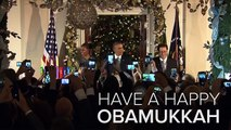 Barack Obama Has Strong Opinions About Latkes