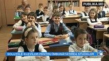 Mai multă practică şi mai puţină teorie. Soluţiile elevilor moldoveni pentru îmbunătăţirea calităţii studiilor. Mai puțin business și mai multă atenție pentru educație. Școlile au devenit fabrici de dobitoci și business în floare