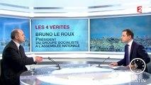 Pour Bruno Le Roux, la loi Macron a de « profonds marqueurs de gauche »