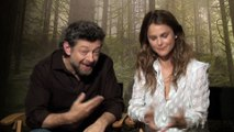 Dawn of the Planet of the Apes _ Andy Serkis & Keri Russell Trailer Countdown