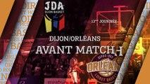 Avant-Match - J13 - Orléans se déplace à Dijon