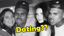 Chris Brown DATING Kendall Jenner after SPLIT form Karrueche Tran?