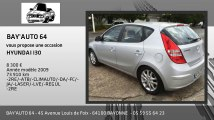 Annonce Occasion HYUNDAI I30 1.6 CRDI 115 PACK CFT II LOW 2009