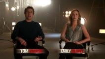 Edge of Tomorrow - Tom Cruise and Emily Blunt Greeting [HD]