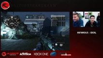 Ultimate AW #1 : Finale winner bracket Infamous VS Ideal