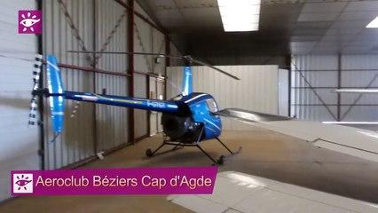 Téléthon 2014 : Baptême de l'air par l'Aéroclub de Béziers-Cap d'Agde à Vias (34)