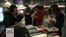Atac bookcrossing, per Natale si scambiano libri nelle stazioni Lepanto e Conca d'Oro