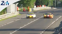 24 HEURES DU MANS 2014 - RACE HIGHLIGHTS - From 6am to 8am