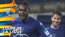 But Famoussa KONE (89ème) / SC Bastia - SM Caen (3-2) - (SCB - SMC) / 2014-15