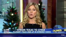 Texas Plumber Baffled By Company Truck Ending Up In Syria