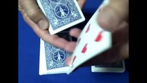 card tricks - easy cool lucky number