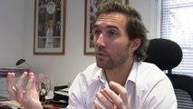 Le tennis féminin français : Arnaud Di Pasquale répond aux ambassadeurs FFT