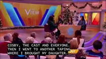 Beverly Johnson recounts Bill Cosby allegations on 'The View'
