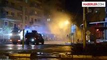 Diyarbakır'da Örgüt Yandaşları Olay Çıkardı