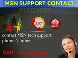 @1 844 695 5369 @ MSN account email settings