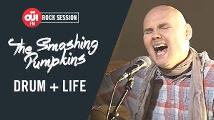 The Smashing Pumpkins - Drum + Fife [OÜI FM ROCK SESSIONS]