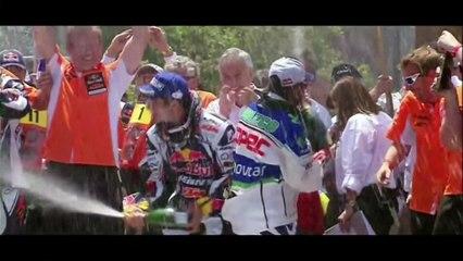 Road to Dakar 2015 : Cyril Despres