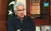 Government making special courts for terrorists: Khawaja Asif