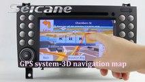 Mercedes Benz ML320 W164 DVD Player GPS nav Headunit - video