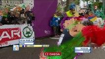 Yohann Diniz remporte l'or et bat le record du monde du 50km marche à Zurich