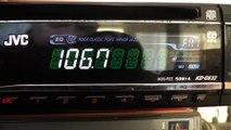 Dutch German FM Radio Tropo DX October 2014 Band Scan Location Clacton Essex
