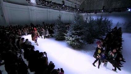 Moschino - London Fashion Show 2015