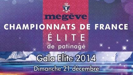 Replay - Elite Megève 2014 - Le Gala