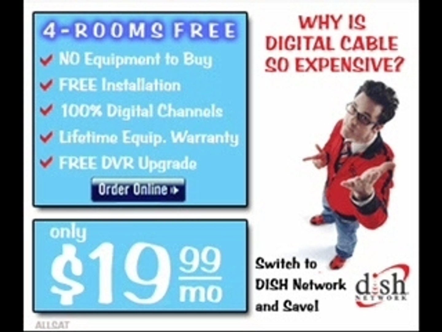 Free DISH Network Satellite Systems - video dailymotion