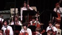 "Concerto Baroque ""A.Vivaldi"" Spectacle Noel ""Joseph Francois Perrault"" Violon & Cello.Dec 2014"