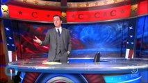 Stephen Colbert Got the Ultimate Celebrity Send Off on the Last 'Colbert Report' Ever
