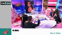 """Zapping télé du 19 décembre 2014 - G. de Fontenay : """"Nabilla doit sa carrière à sa poitrine farcie !"""""""