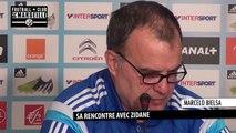 Bielsa raconte sa rencontre avec Zidane