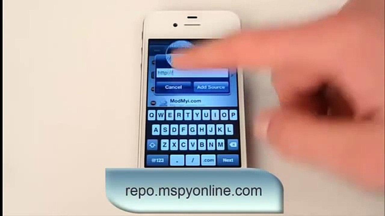 comment espionner un iphone 6 Plus