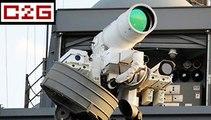 Le canon laser de l'US Navy sous toutes les coutures