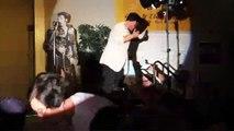 Franz Goovaerts sings A Little Less Conversation at Elvis Week 2013 video