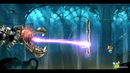After Bit - Rayman Origins & Legends 2/2