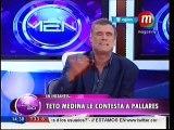 Teto Medina vs Pallares. Informe + Respuesta del Teto