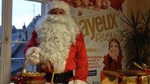 Le Père Noël est à Bayeux