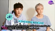 [VOSTFR] EXO The Star Luhan, Chanyeol, Kris, Kai & Chen HD